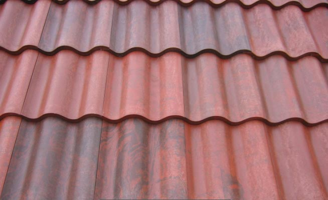 Roof It Roof And Guttering Colour Chart